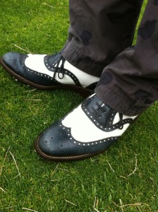 Golfshoes